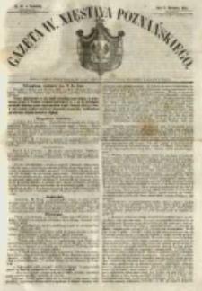 Gazeta Wielkiego Xięstwa Poznańskiego 1854.04.09 Nr85