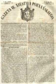 Gazeta Wielkiego Xięstwa Poznańskiego 1854.05.16 Nr113