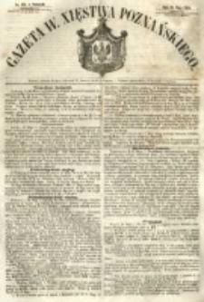 Gazeta Wielkiego Xięstwa Poznańskiego 1854.05.21 Nr118