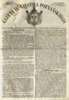 Gazeta Wielkiego Xięstwa Poznańskiego 1854.05.27 Nr122