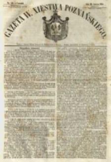 Gazeta Wielkiego Xięstwa Poznańskiego 1854.06.29 Nr149