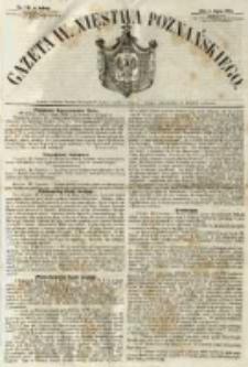 Gazeta Wielkiego Xięstwa Poznańskiego 1854.07.01 Nr151