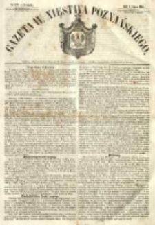 Gazeta Wielkiego Xięstwa Poznańskiego 1854.07.02 Nr152