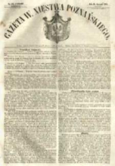 Gazeta Wielkiego Xięstwa Poznańskiego 1854.08.10 Nr185