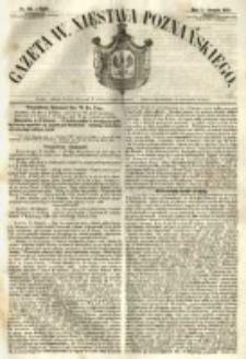 Gazeta Wielkiego Xięstwa Poznańskiego 1854.08.11 Nr186