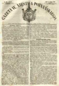 Gazeta Wielkiego Xięstwa Poznańskiego 1854.08.15 Nr189