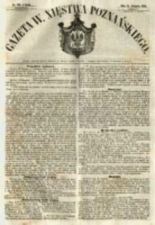 Gazeta Wielkiego Xięstwa Poznańskiego 1854.08.16 Nr190