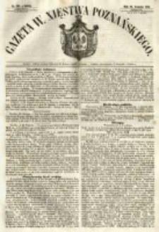 Gazeta Wielkiego Xięstwa Poznańskiego 1854.08.26 Nr199