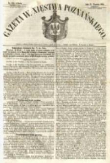 Gazeta Wielkiego Xięstwa Poznańskiego 1854.09.27 Nr226