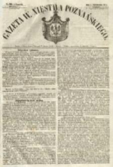 Gazeta Wielkiego Xięstwa Poznańskiego 1854.10.05 Nr233