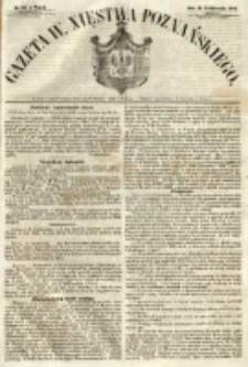 Gazeta Wielkiego Xięstwa Poznańskiego 1854.10.10 Nr237
