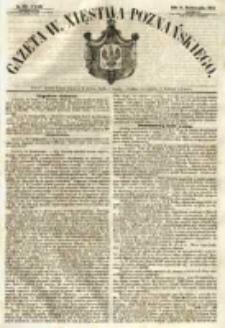 Gazeta Wielkiego Xięstwa Poznańskiego 1854.10.11 Nr238