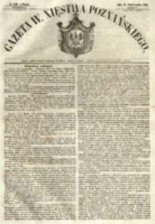 Gazeta Wielkiego Xięstwa Poznańskiego 1854.10.13 Nr240
