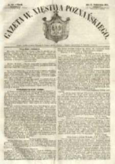Gazeta Wielkiego Xięstwa Poznańskiego 1854.10.17 Nr243