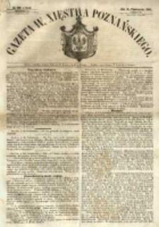 Gazeta Wielkiego Xięstwa Poznańskiego 1854.10.25 Nr250