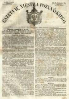 Gazeta Wielkiego Xięstwa Poznańskiego 1854.10.26 Nr251