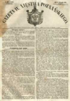 Gazeta Wielkiego Xięstwa Poznańskiego 1854.11.08 Nr262