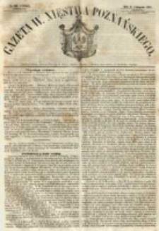 Gazeta Wielkiego Xięstwa Poznańskiego 1854.11.11 Nr265