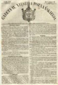 Gazeta Wielkiego Xięstwa Poznańskiego 1854.11.15 Nr268