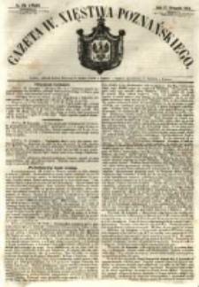 Gazeta Wielkiego Xięstwa Poznańskiego 1854.11.17 Nr270