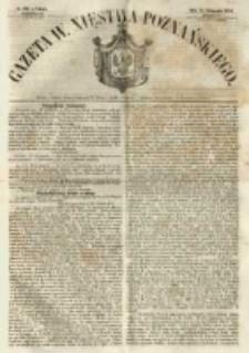 Gazeta Wielkiego Xięstwa Poznańskiego 1854.11.18 Nr271