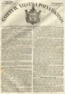 Gazeta Wielkiego Xięstwa Poznańskiego 1854.11.25 Nr277