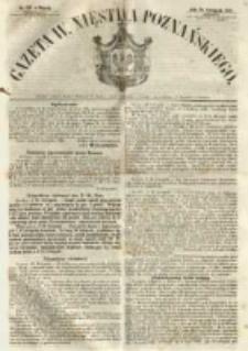 Gazeta Wielkiego Xięstwa Poznańskiego 1854.11.28 Nr279