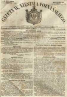 Gazeta Wielkiego Xięstwa Poznańskiego 1854.12.31 Nr306