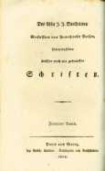 Des Abbé J. J. Barthélémy Fragmente über Italien ; nebst einer Beschreibung der Ruinen von Palmyra und Balbeck, und der Alterthümer von Herculanum