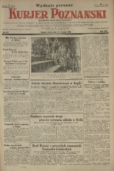 Kurier Poznański 1931.08.15 R.26 nr 371