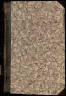 """""""Acta cancellariatus anni 1616 usque ad 1643 in manuscriptis""""."""