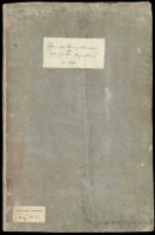 """""""De ordinanda Republica seu de corrigendis defectibus in statu Reipublicae Polonae discursus 35, Libri Sex Insclusi. Anno Domini MDCCIX."""""""