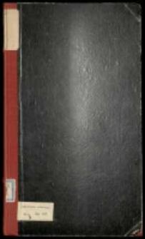 Pamiętniki Michała Obuchowicza z lat 1660-1662 i 1664-1665 oraz związane po części z jego osobą mowy i wiersze
