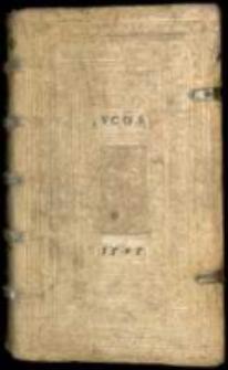 Chronicon Saxoniae et vicinarum aliquot gentium ab anno 1500 usque ad 1593 [rz.]