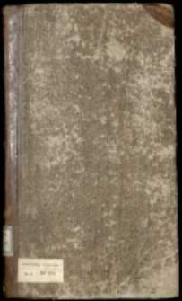Senatus Consilium Postcomitiale Varsaviae in A[nn]o 1758 Expeditum