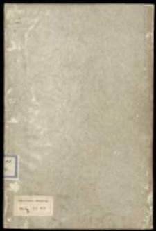 Constitucie Seymu Walnego Koronacyey Krolewskiey Roku 1576
