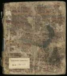 """""""Corona in Animorum Regno Imperantis Eloquentiae Eruditionum, Emblematum, Sententiarum, Politicarum, Elegantiarum Gemmis Distincta. Et Perillustribus, Illustribus, Magnificis Atque Generosis Rhetoricae Auditoribus in Regio Vladislai IV. Scholarum Piarum Varsaviensi Collegio. Per Indefessum 1694 et 5-ti Anni Cursum ad Consequendum Proposita ad Calendis 7-Bribus ad 16-tam Quintilis Diem."""""""