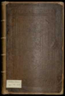 Akta z lat 1664-1668