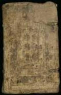 M[arci] T[ullii] Ciceronis Librorum Philosophicorum volumen primu[m]. Post Naugerianam et Victorianam correctionem. Emendatum a Joan[ne] Sturmio [...] Indice [...] adiecto