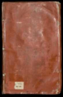 """""""Ausschreiben uff denn angestelten Lantag, welcher zue Konigsberg den 11 May 1607 angefangen vnnd den 1 July vollendt wordenn."""" Diariusz sejmiku generalnego Prus Książęcych."""