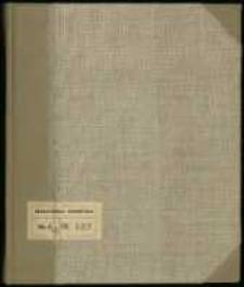 [Józef do Egiptu od braci przedany. Varia prawnicze i polityczne z lat 1725-1731].
