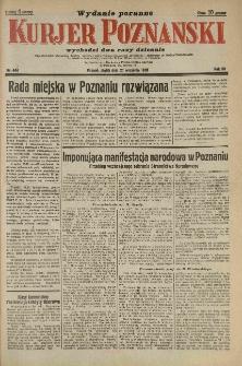Kurier Poznański 1935.09.27 R.30 nr 444