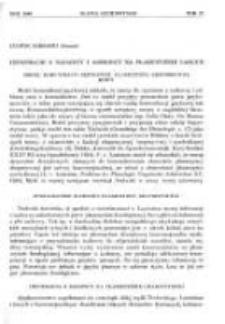 Informacje o nadawcy i odbiorcy na płaszczyźnie langue