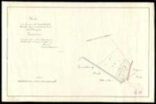 Karte von dem an die Zuckerfabrik Schroda abzuverkaufenden Thiele des Rittergutes Zrenica. Gefertigt auf Grund der Majunkeschen Kartencopie im September 1880 durch [...] Clausen [...].