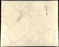 Dorf Mieczewo im Schrimmer Kreise. Aufgenommen im Jahre 1832 durch Ziehlke. Copirt im Jahre 1884 von Sichting [...].