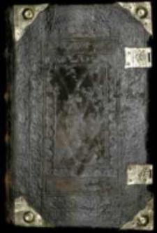 Swiętych słow a spraw Panskich ktore tu sprawował Pan a Zbawicyel nasz [...] na thym swiecye [...] Kronika albo Postilla...