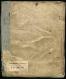 Acta Tomiciana 1514-1515. Fragmenty tomu III redakcji trzeciej.