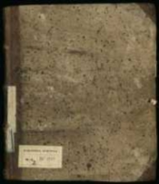 Gazeta pisana 1783
