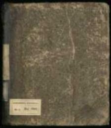 Dyaryusz seymu konwokacyinego w Warszawie Ru 1764