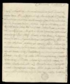 Gazeta pisana z lat 1790-1791